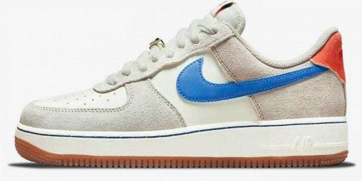 DA8302-100 Nike Air Force 1 Low First Use Coming On the Way